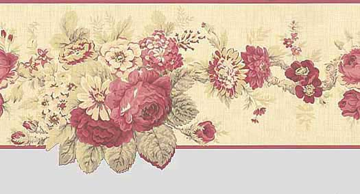 Vintage Wallpaper Borders