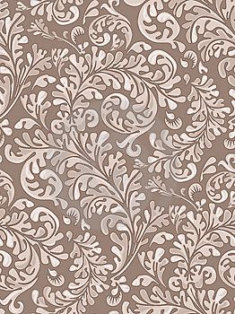 Vintage Wallpaper Design