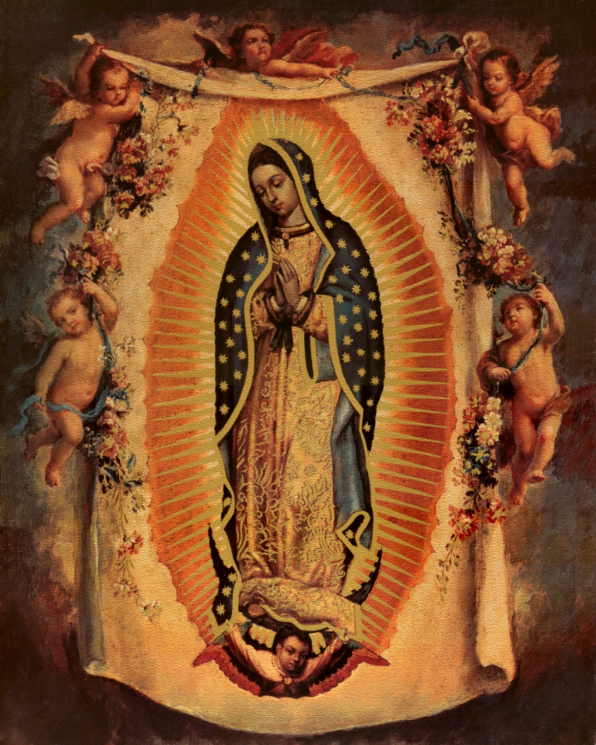 Download Virgin Mary Wallpapers Gallery