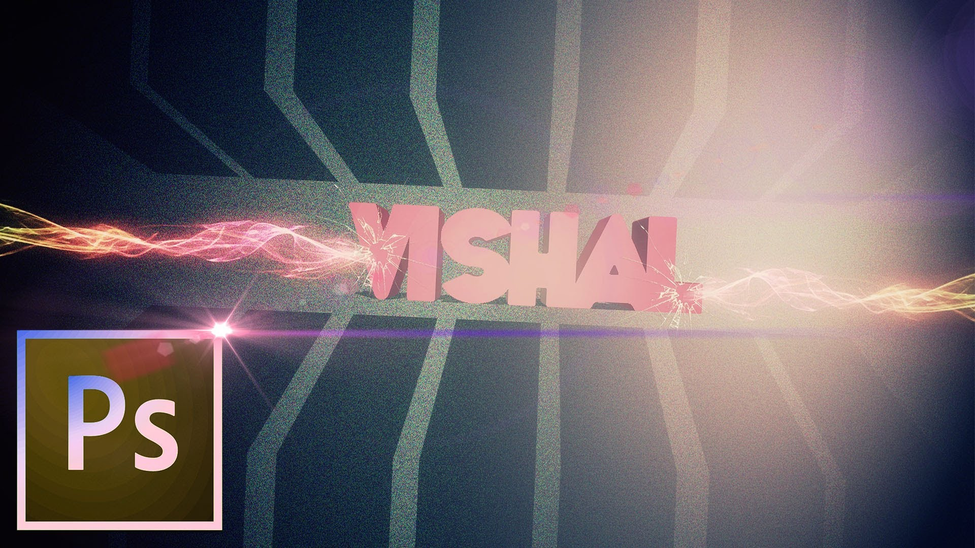 Vishal Name 3D Wallpaper