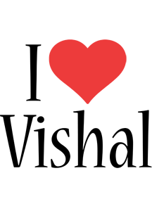 Vishal Name Wallpaper HD