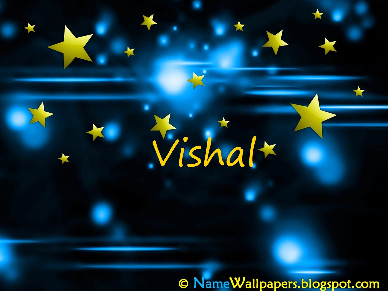 Vishal Name Wallpaper