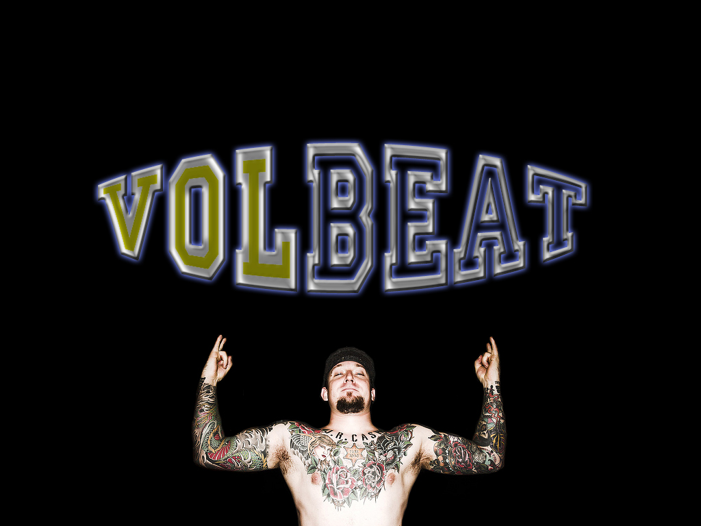 Download Volbeat Wallpaper Gallery