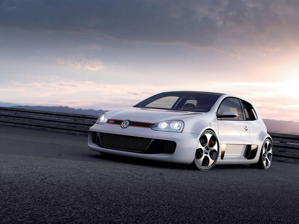 Volkswagen Gti Wallpaper