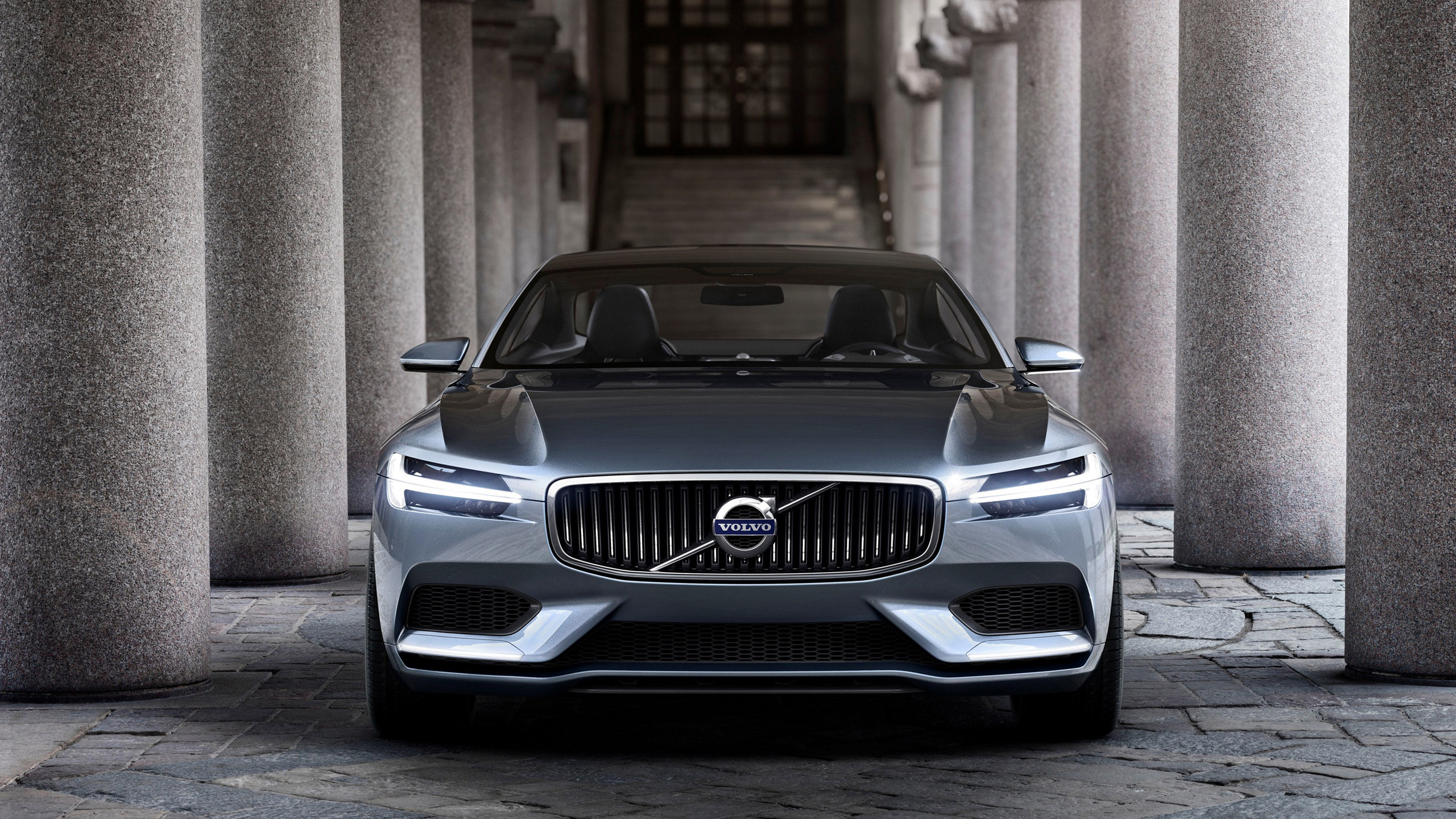 Volvo Car Wallpaper
