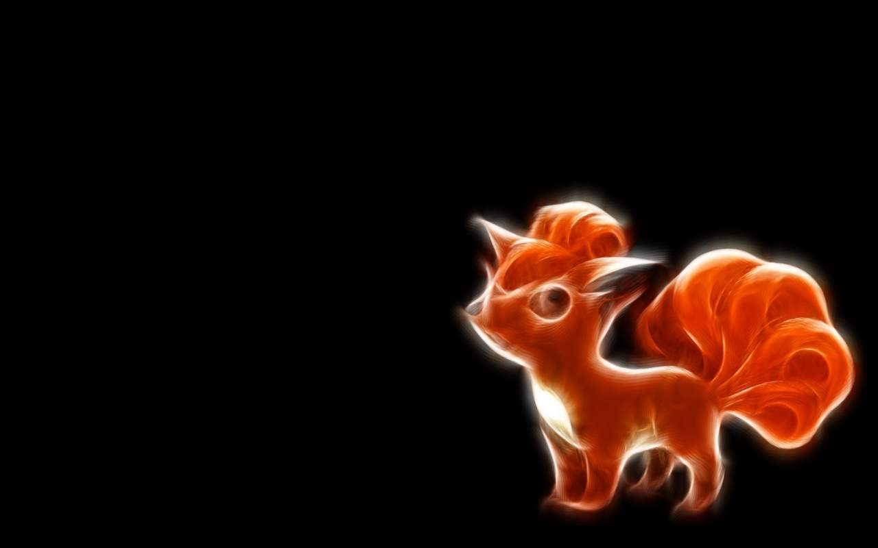 Vulpix Wallpaper