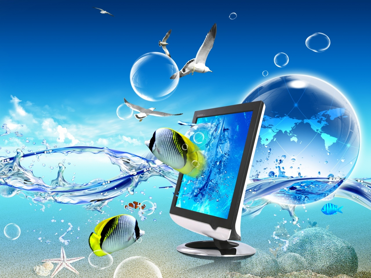 WWW Computer Wallpaper Free Download Com