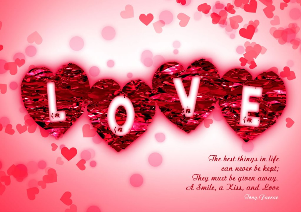 WWW Download Wallpaper Of Love
