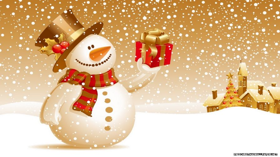WWW Free Christmas Wallpaper