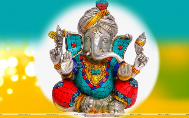 WWW Ganesh God Wallpaper Com