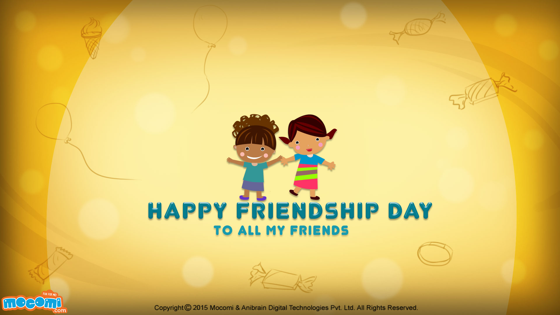 WWW Happy Friendship Day Wallpaper Com