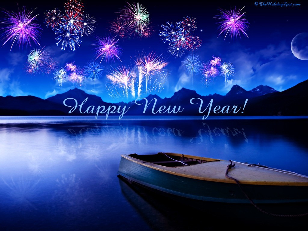 WWW Happy New Year Wallpaper