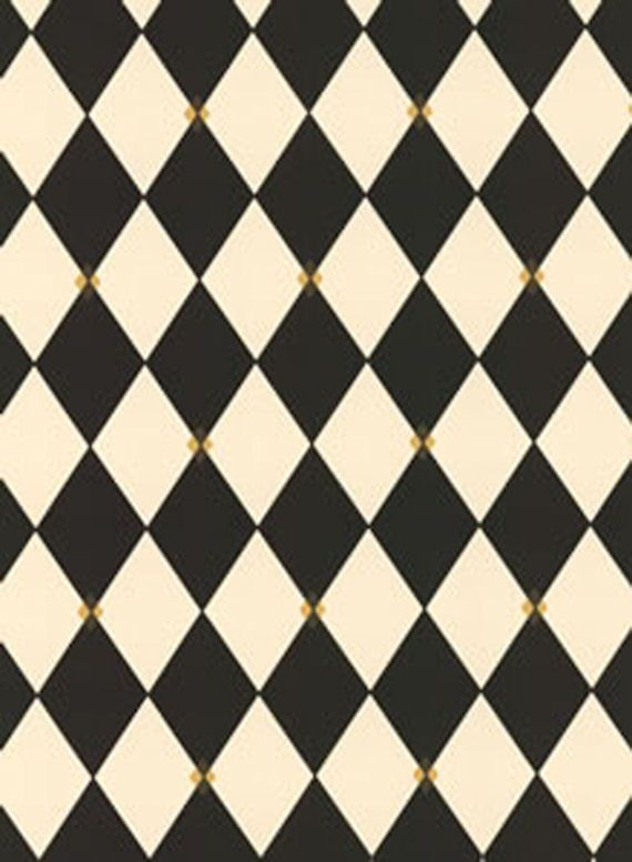 WWW Harlequin Wallpaper