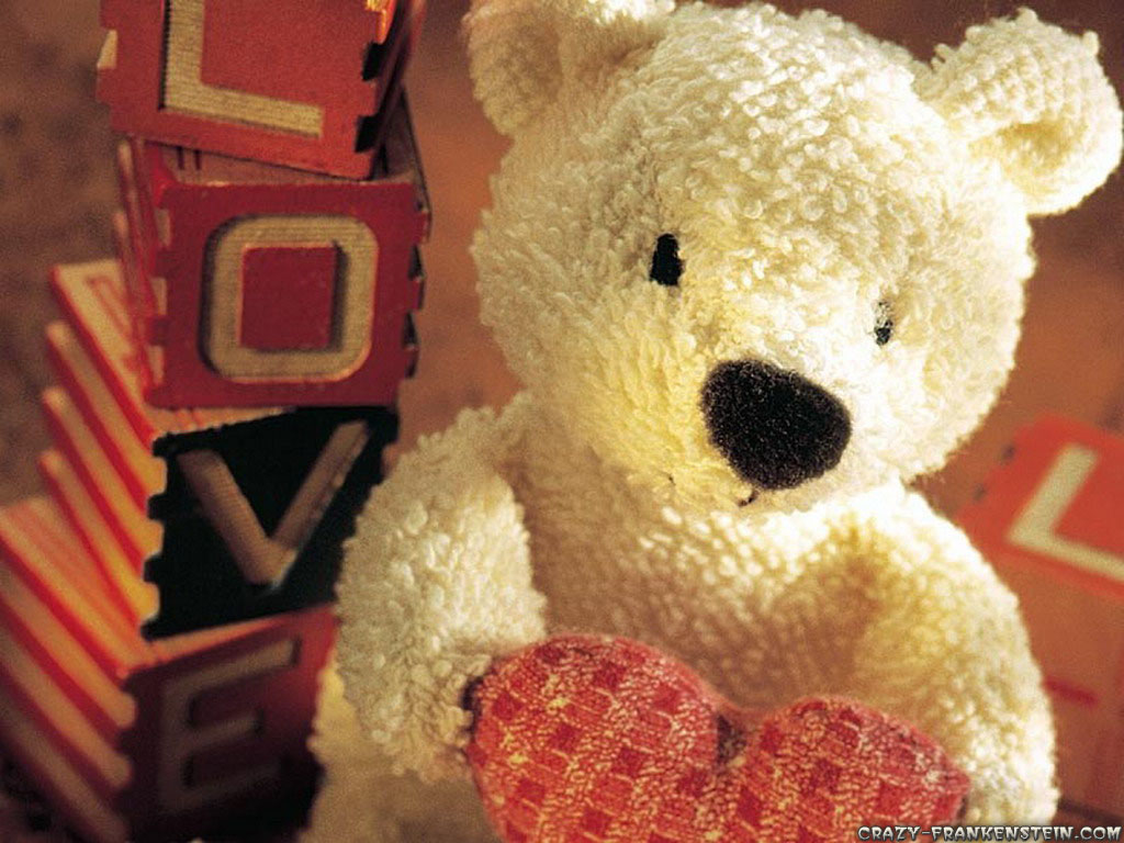 WWW Sweet Teddy Bear Wallpaper Com