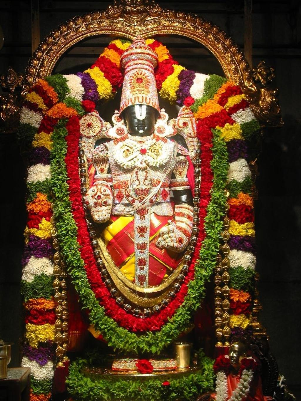 WWW Venkateswara Swami Wallpapers Com