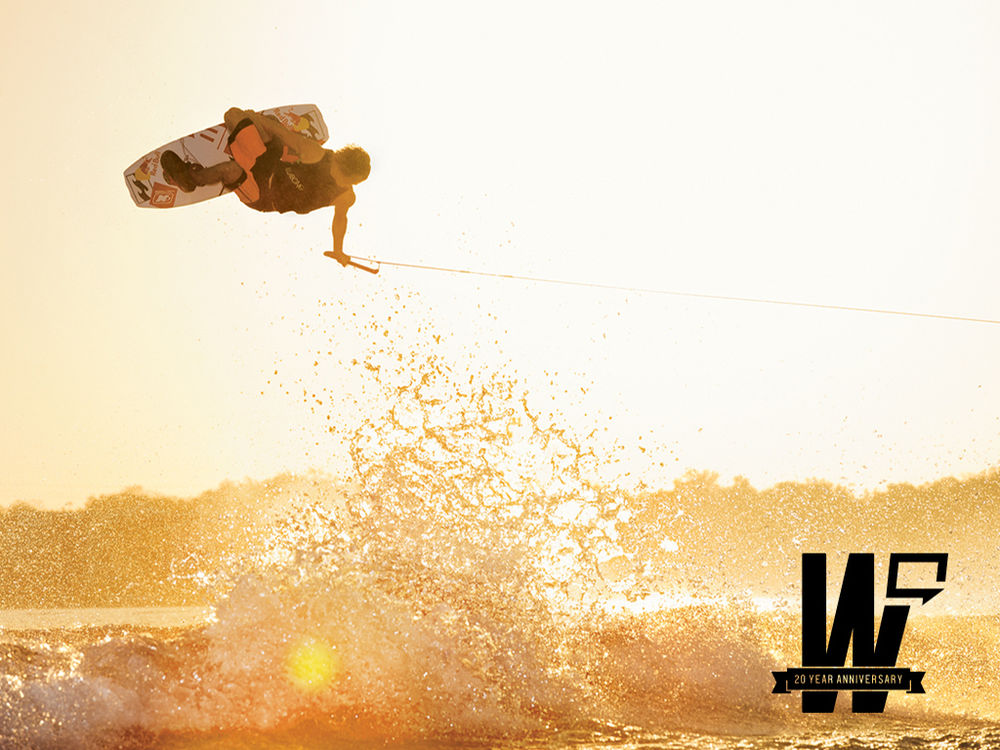 Wakeboarding Wallpaper