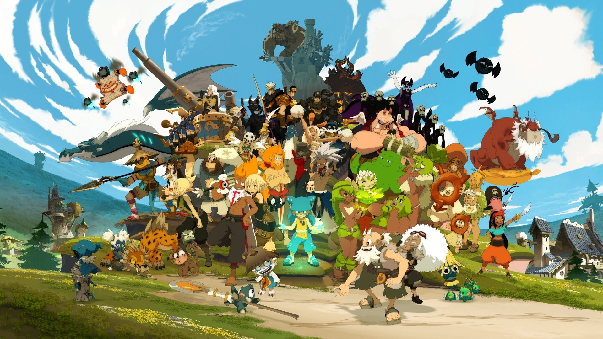 Wakfu Wallpaper