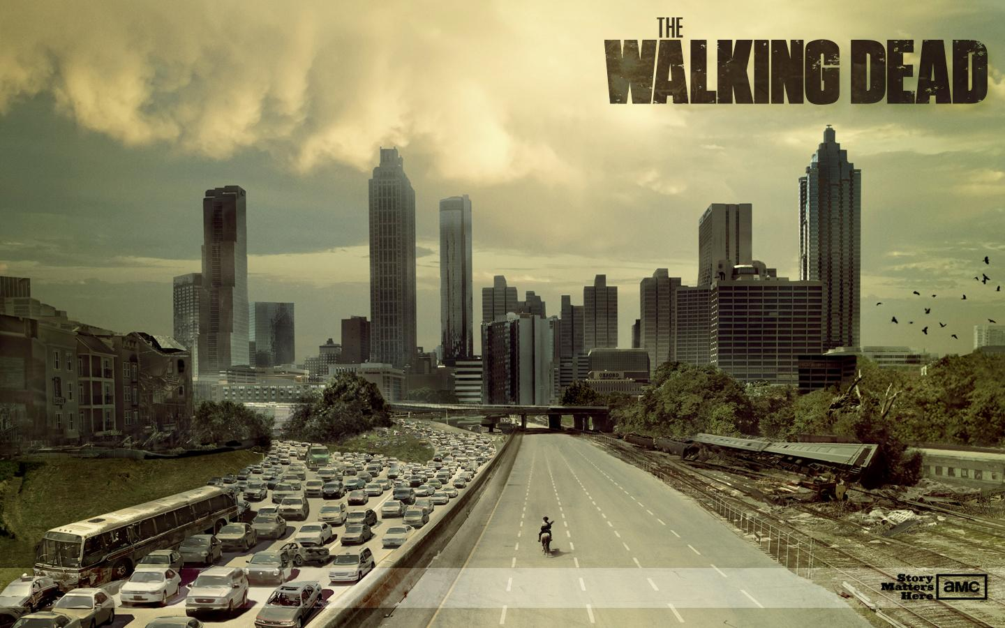 Walking Dead Desktop Wallpaper