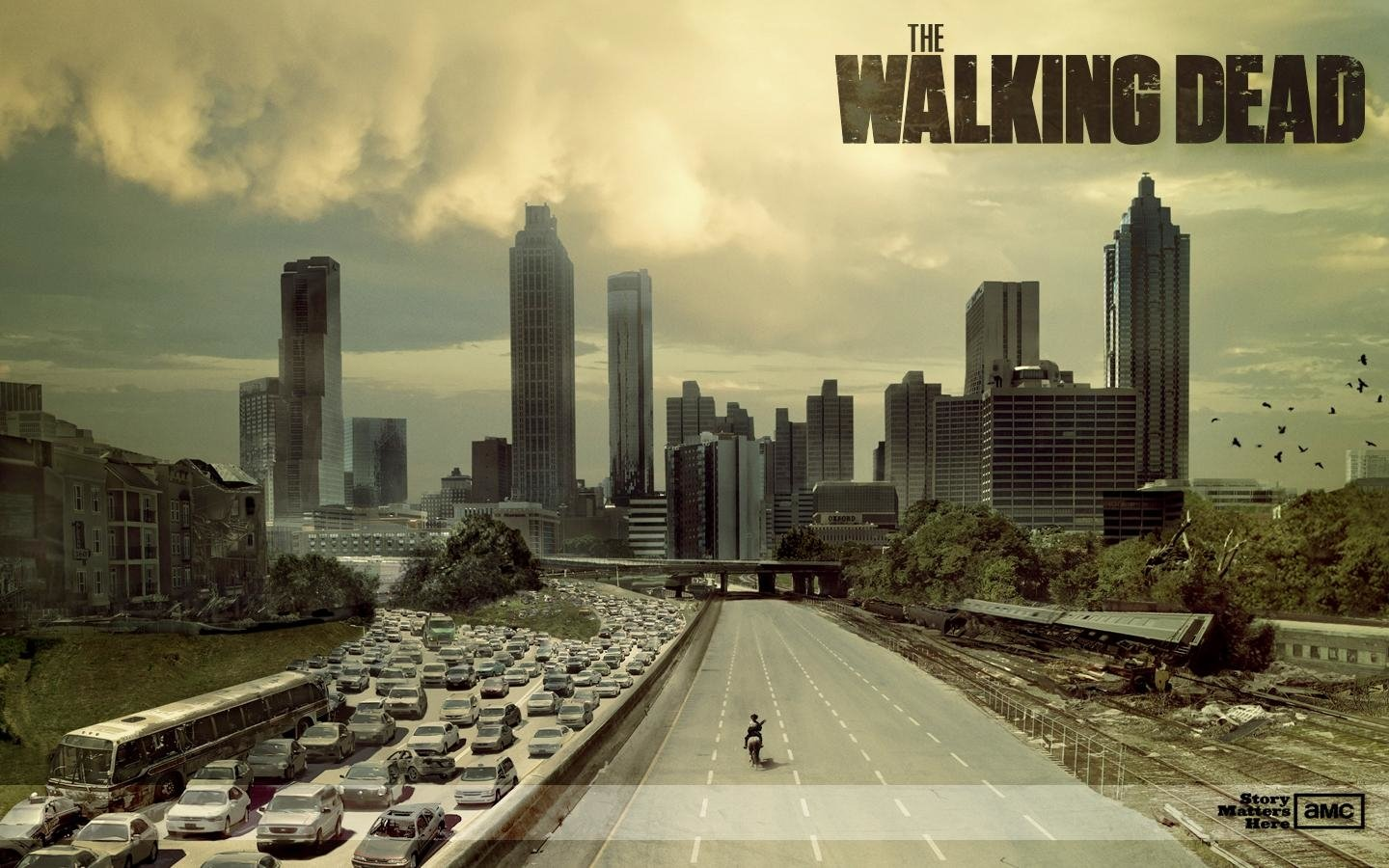 Walking Dead HD Wallpapers