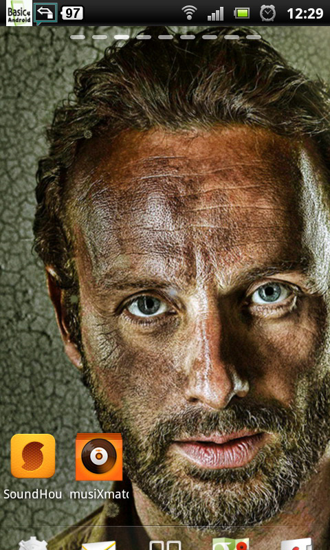 Walking Dead Live Wallpaper