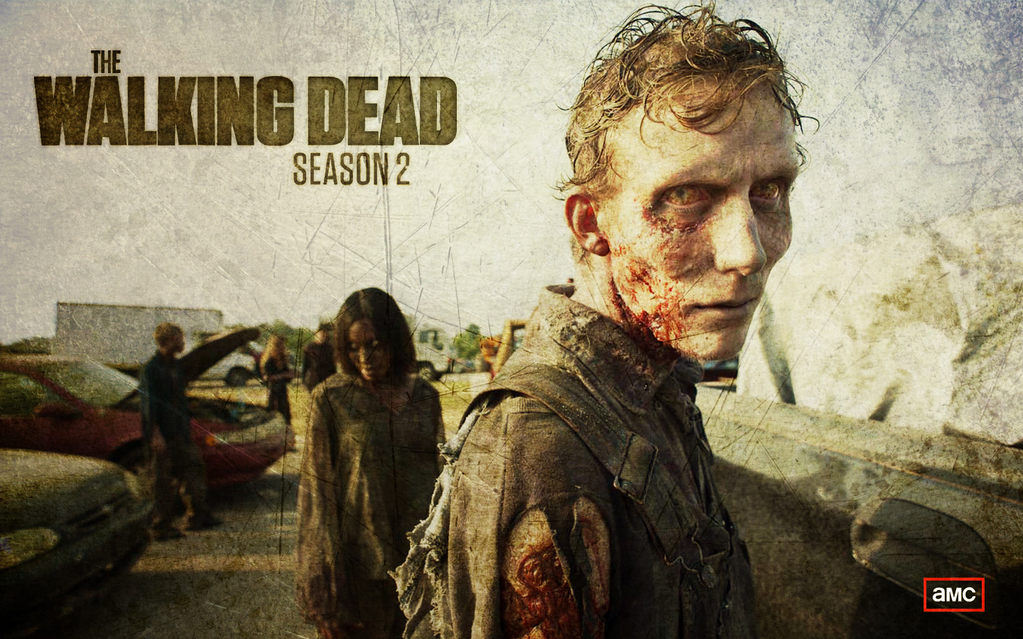 Walking Dead Season 2 Wallpaper
