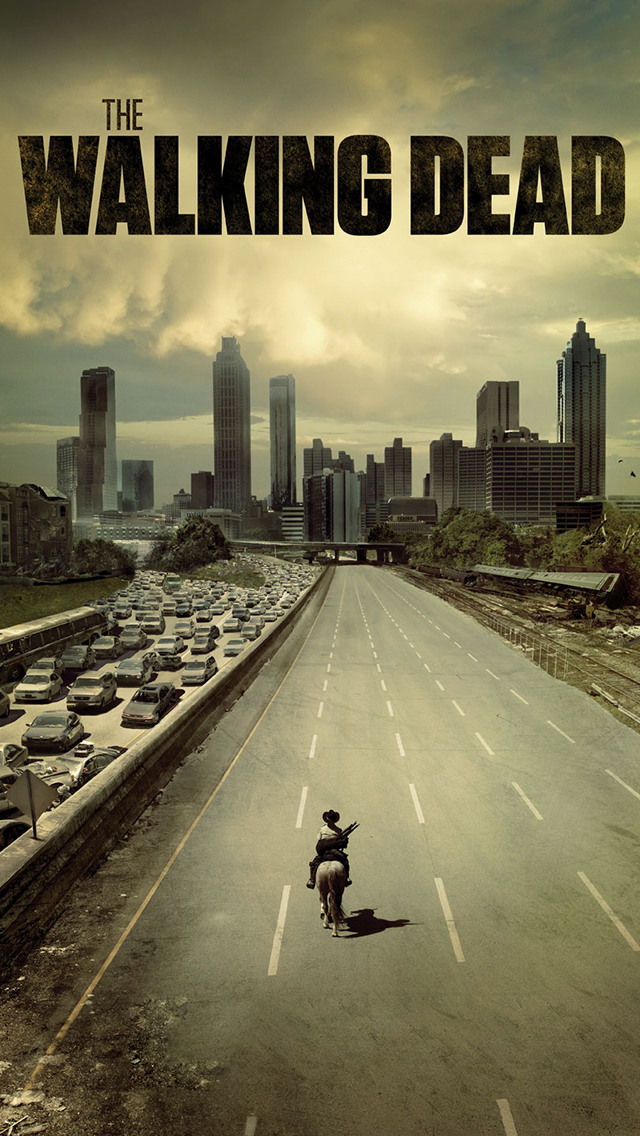 Walking Dead Wallpaper Iphone