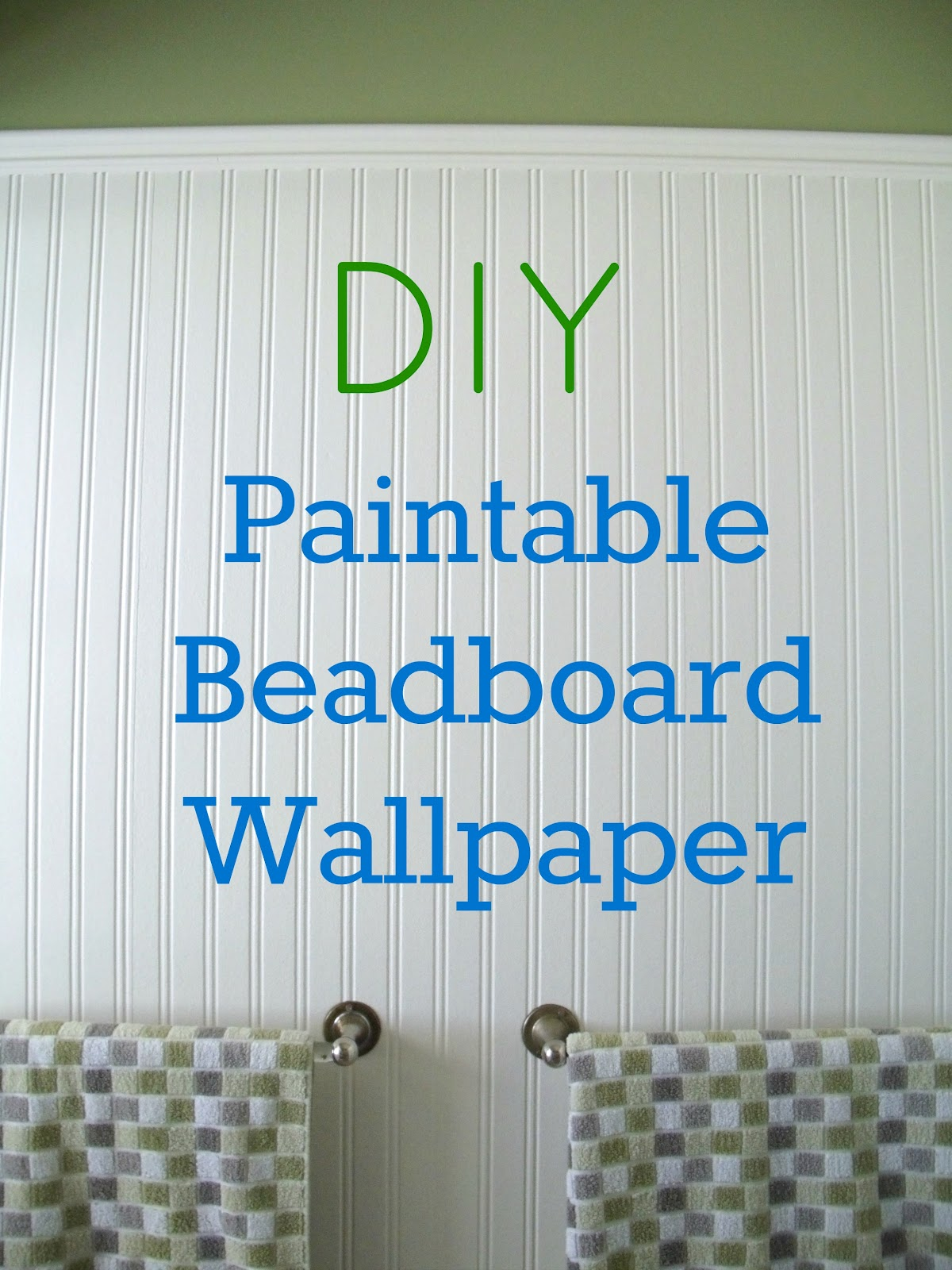 Wall Doctor Beadboard Wallpaper
