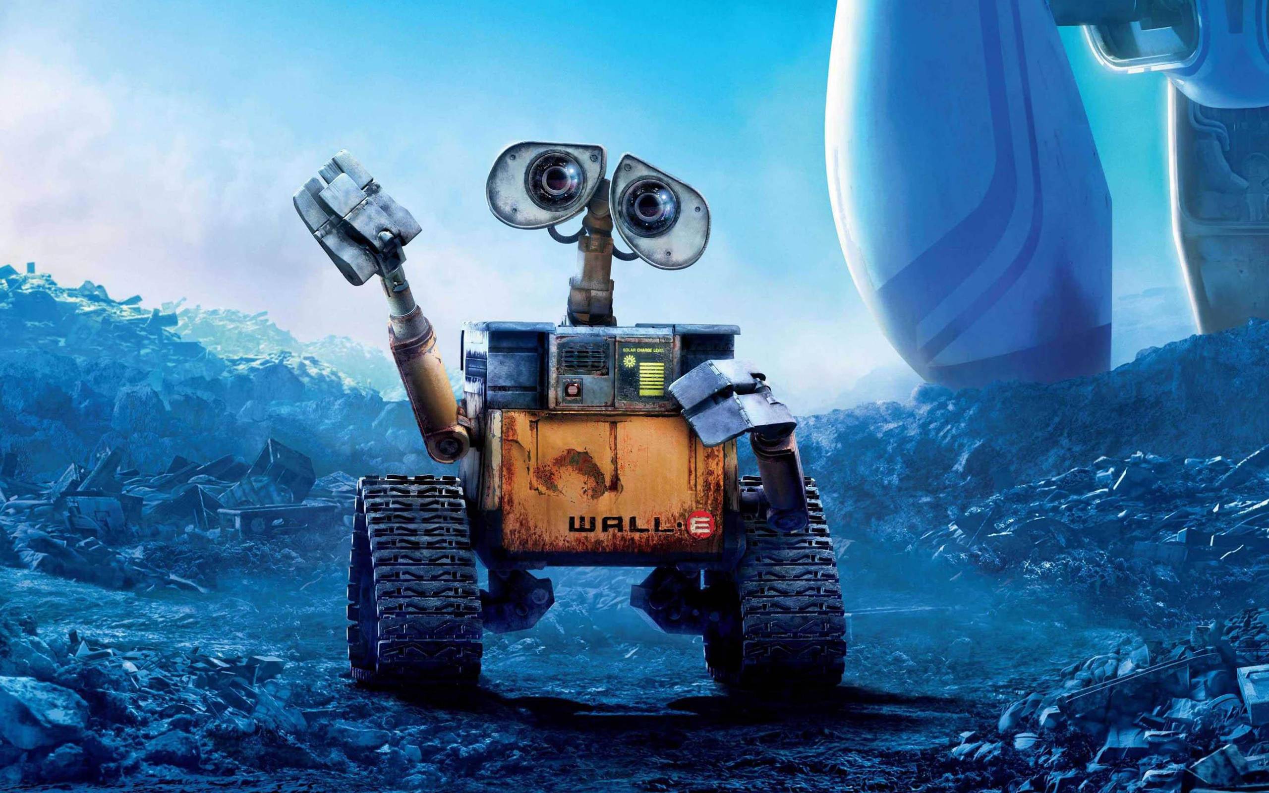 Wall E+Wallpaper