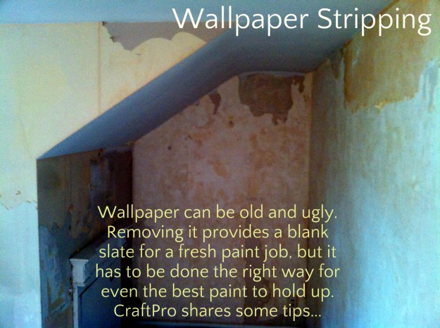 Wall Prep After Removing Wallpaper