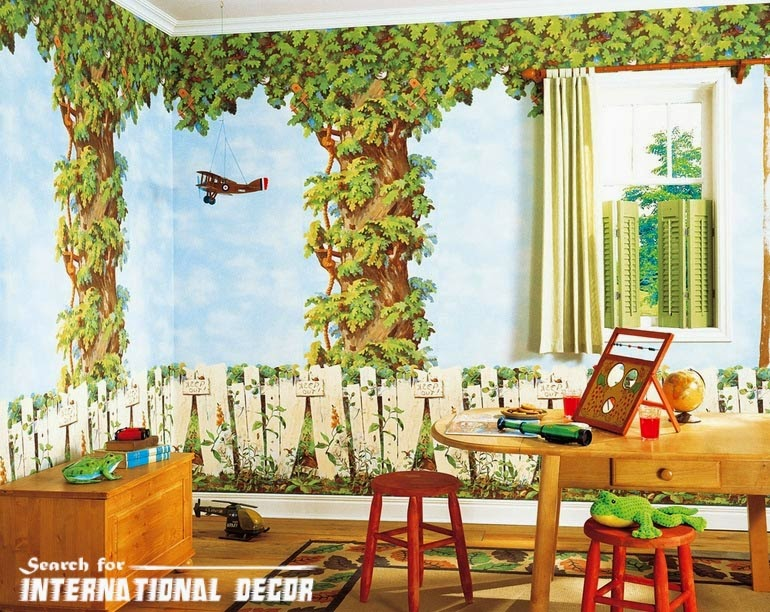 Wall Trends International Wallpaper
