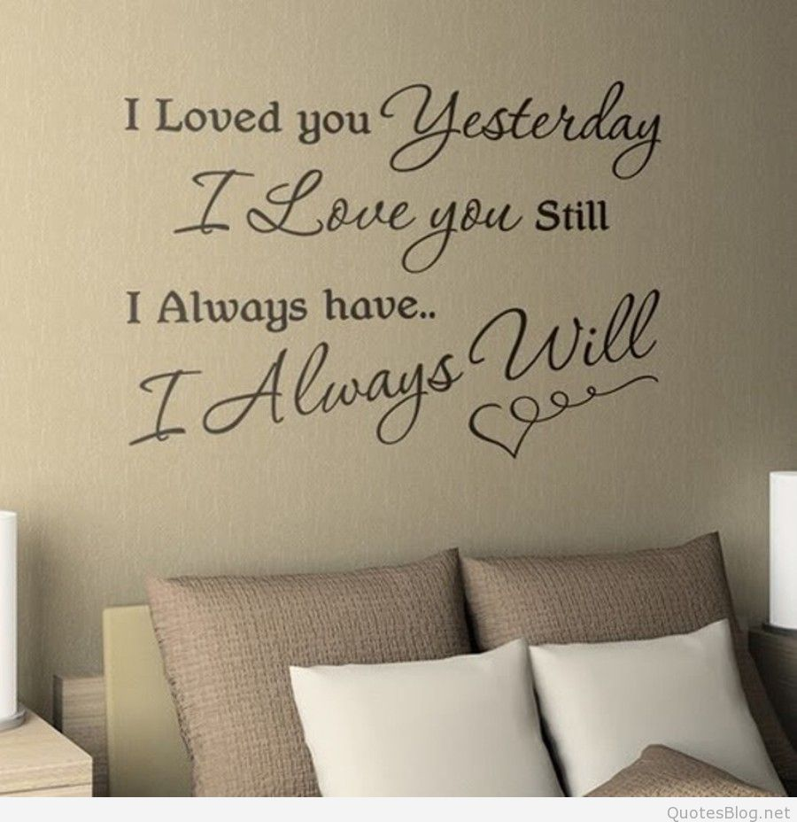 Wallpaper About Love Sayings