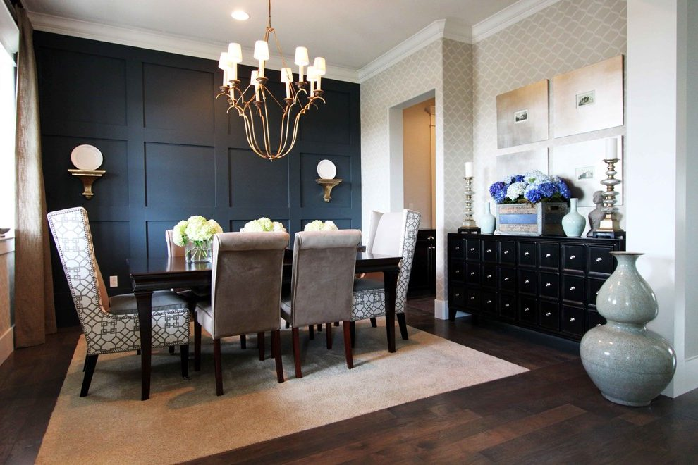 wallpaper accent wall dining room | Download Wallpaper Accent Wall Dining Room Gallery