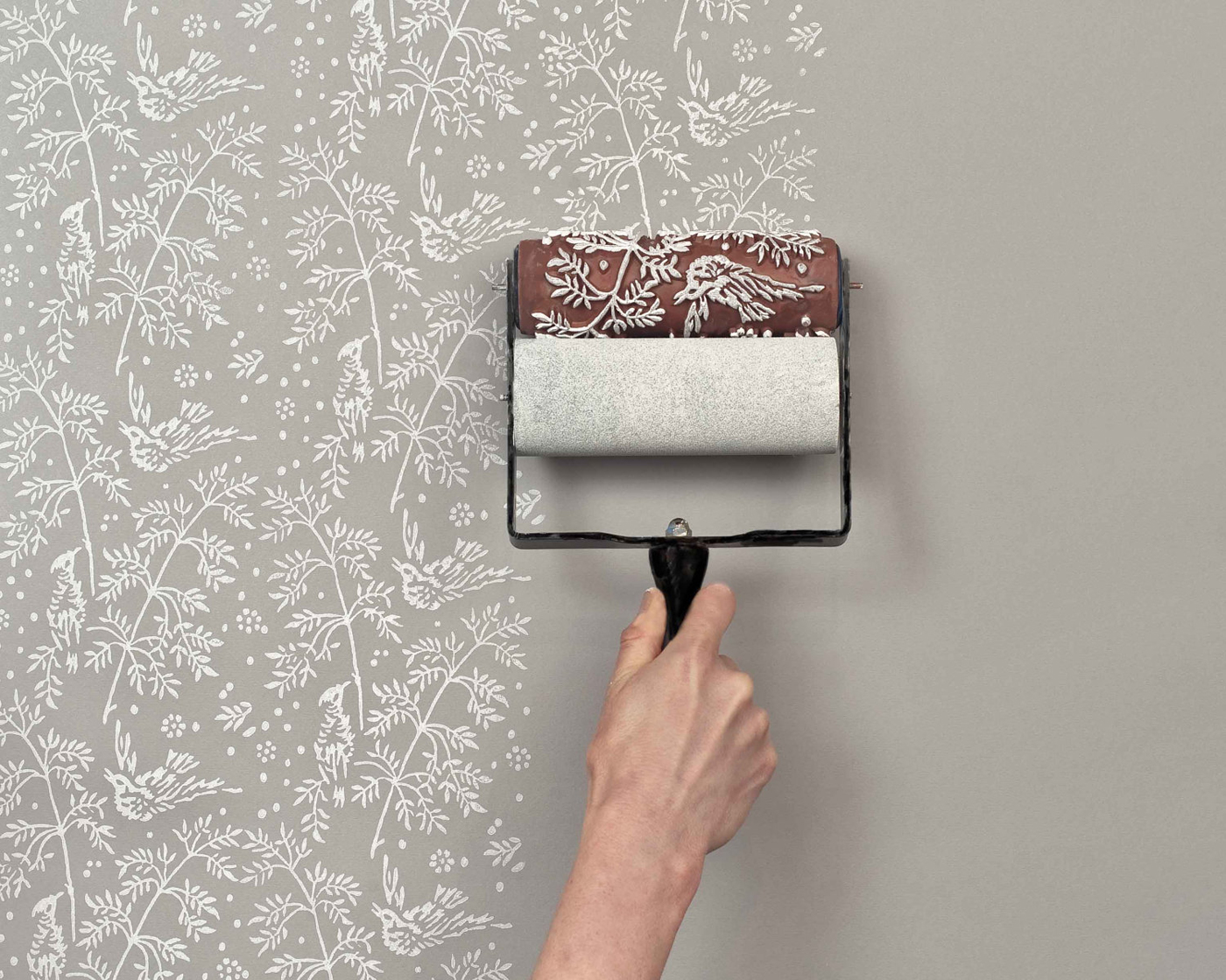 Wallpaper And Paint