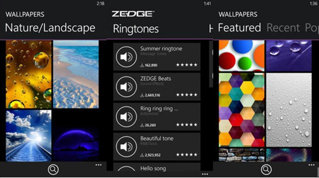Wallpaper And Ringtone Apps