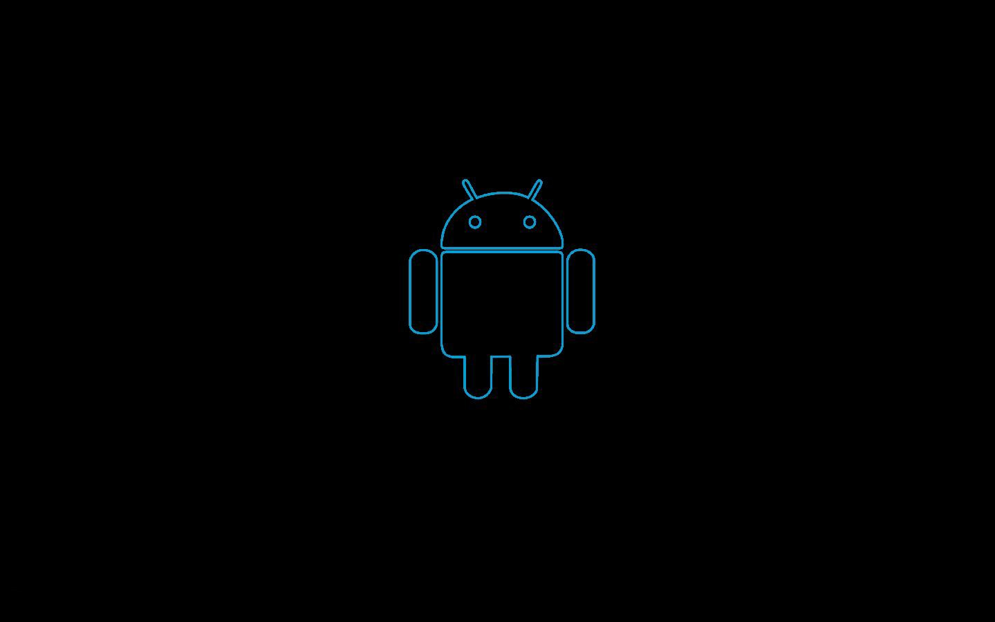 Wallpaper Android Black