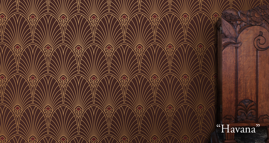 Wallpaper Art Deco