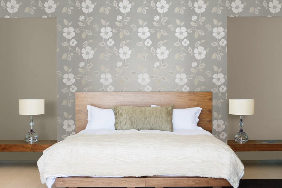 Wallpaper As Accent Wall
