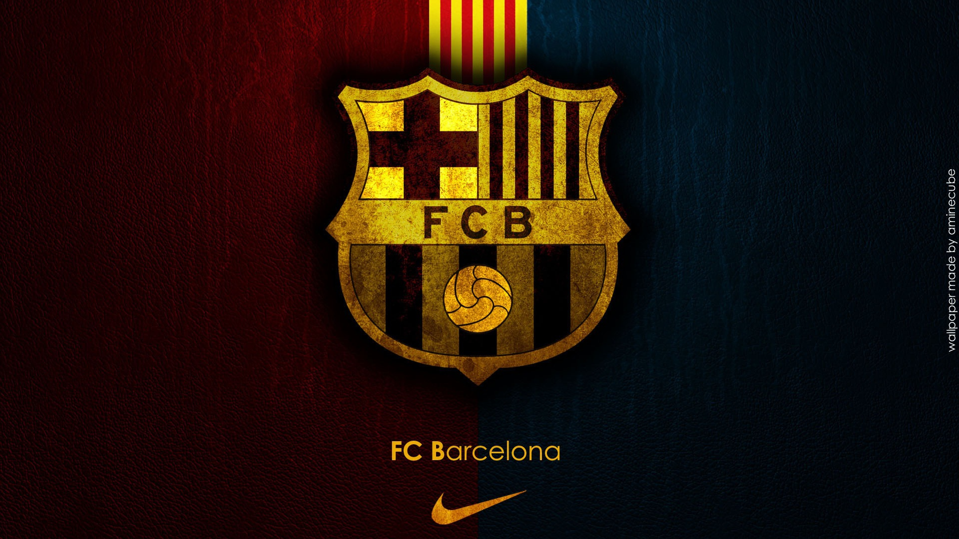 Wallpaper Barca
