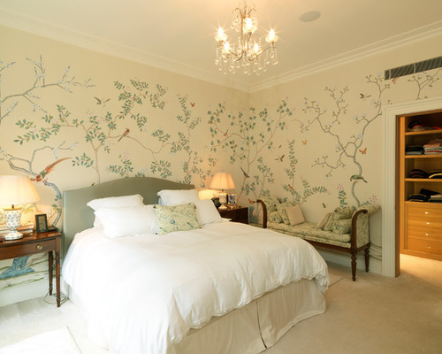 Wallpaper Bedroom Design