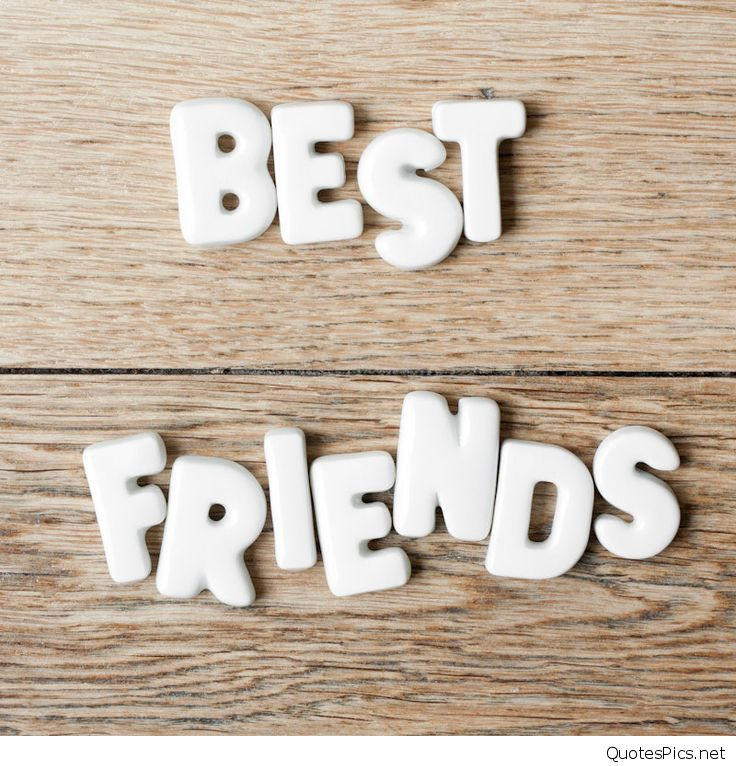 Wallpaper Best Friends