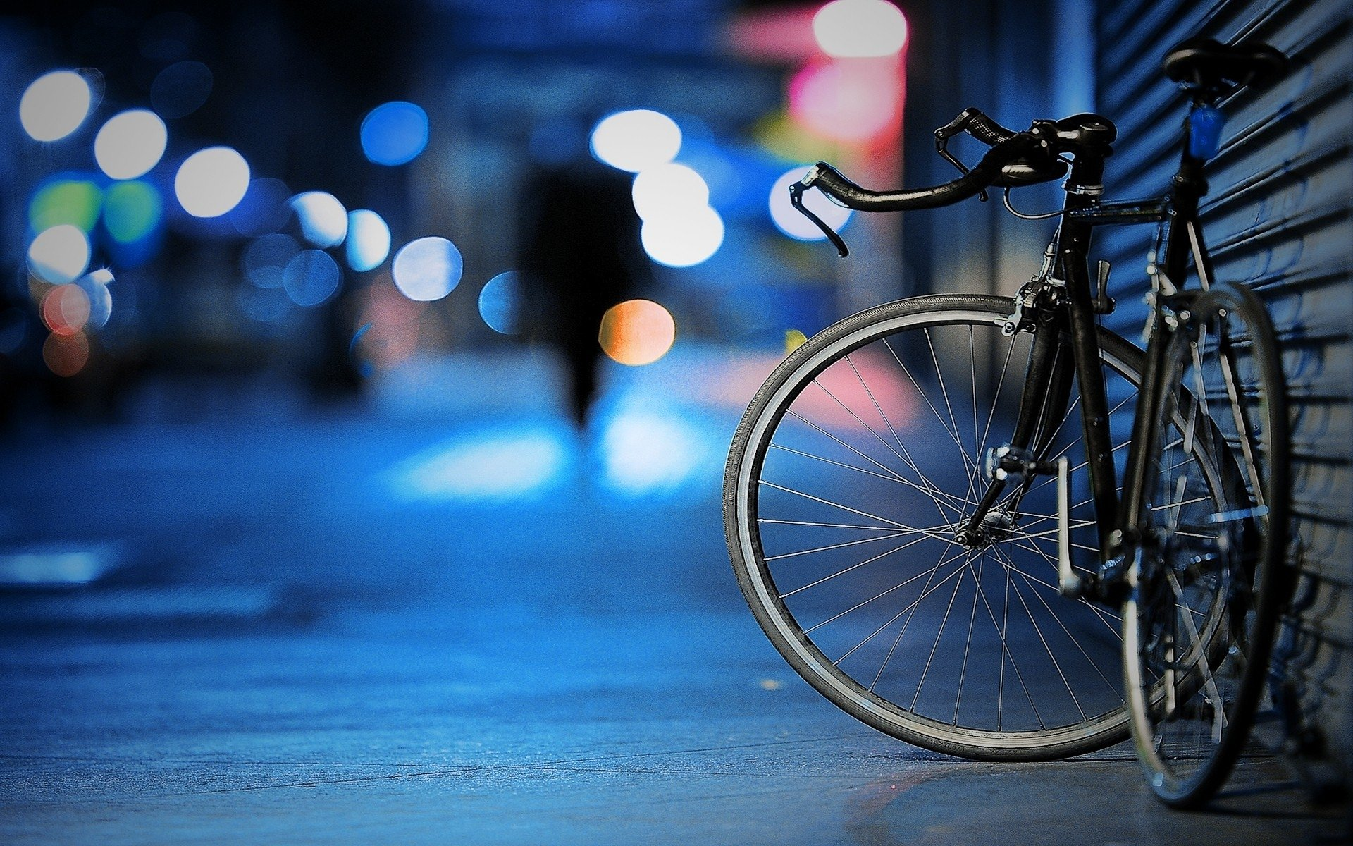 Wallpaper Bicycle
