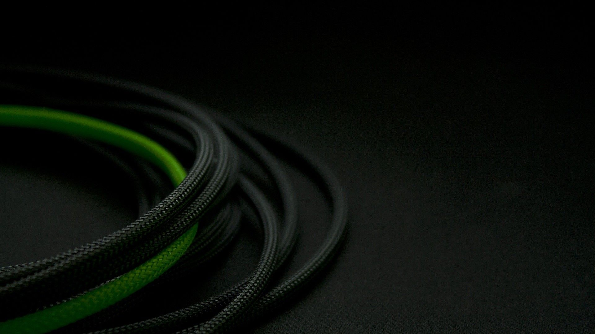 Download wallpaper black and green gallery