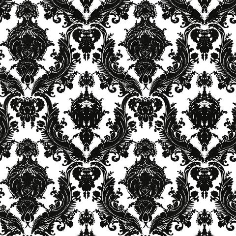 Wallpaper Black And White Designs
