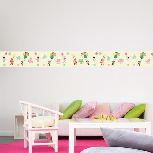 Wallpaper Border Sticker