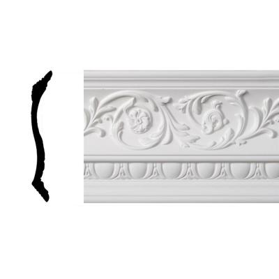 Wallpaper Border That Looks Like Crown Molding