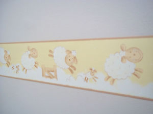 Wallpaper Borders Nursery