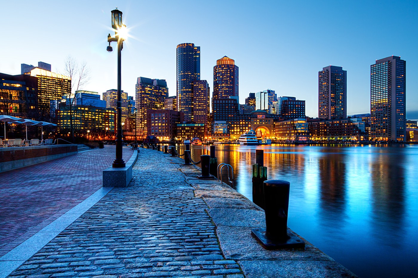 Wallpaper Boston
