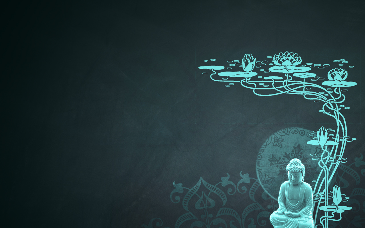 Wallpaper Buddha