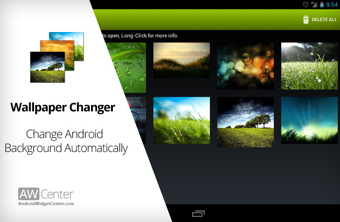 Wallpaper Changer Android