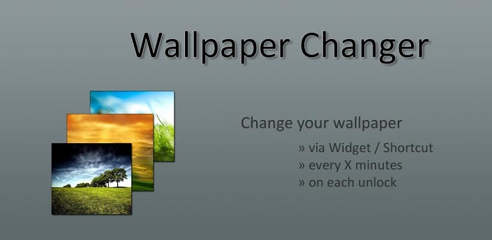 Wallpaper Changer For Android